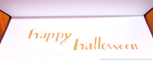 Happy Halloween - Hobbit
