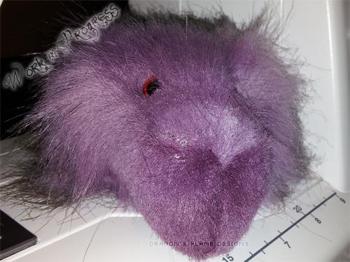 Purple-head
