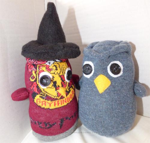 Sock Owls
