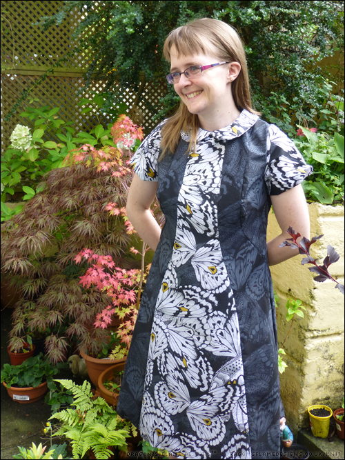 Dragons Flame Designs - Simplicity Sewing Challenge