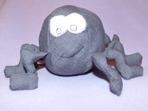 Dragons Flame Designs - Spooky Spiders